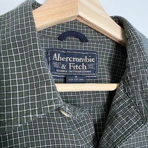 Abercrombie & Fitch Men's Long Sleeve Button Down